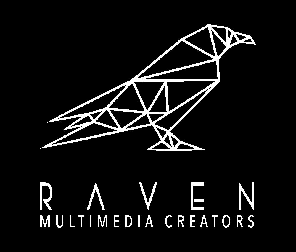 Raven Multimedia Creators Logo